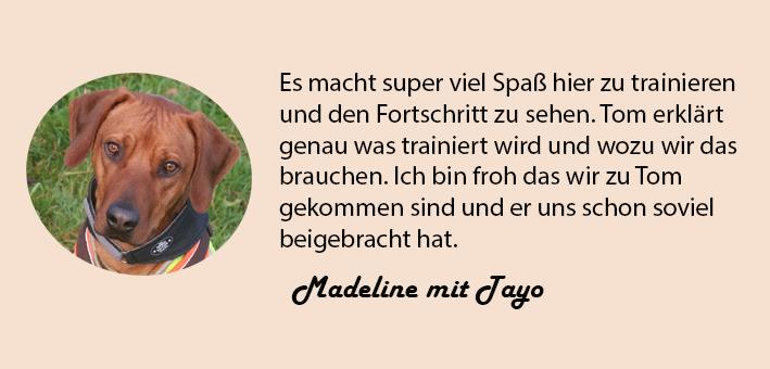 Madeline Tayo